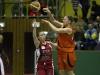 rechts Stephanie Wagner   -- Rhein Main Baskets
