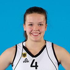 Pia Dietrich U20 (Foto: DBB)
