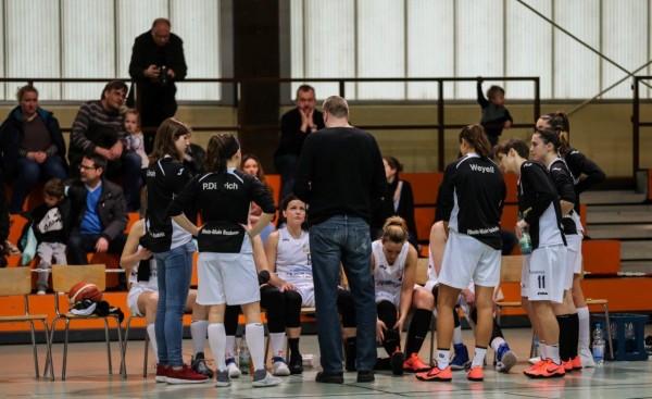 Das Team und der Coach wollen gewinnen; Foto: Harald Appel